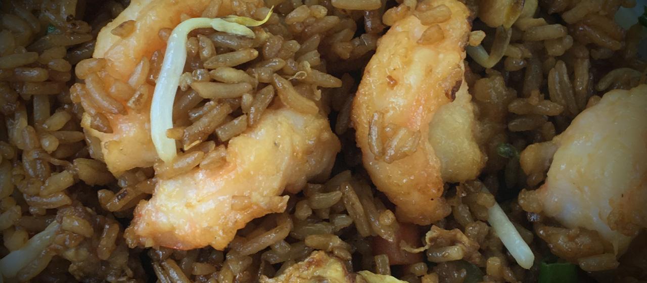 Imperial Garden Shrimp Fried Rice Houston
